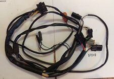 Sea Doo RX start stop VTS mode switch wiring  Harness 2000 - 2002 RX bombardier
