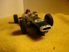 Vintage COX 1/24 BRM F-1 slot car offered by MTH