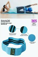EVO Resistance Bands Elastic Legs Loop Fabric Exercise & Expanders HIP CIRCLE