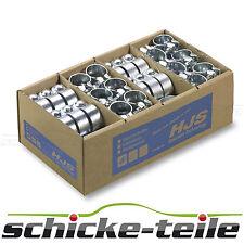 HJS Auspuffschelle Werkstattpaket VAG VW AUDI Schellen Paket Rohrschelle
