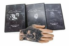 Carl Grace Set from the Dark Side Three Volume DVD with A Pound of Flesh Hand
