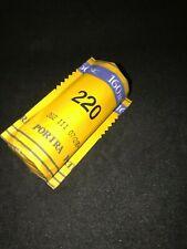 Kodak Portra 160NC 220 film expired film