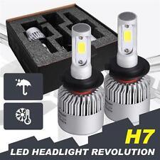 H7 80W 8000LM LED Headlight Kit Hight/Low Beam Car Head Fog Light Bulbs S2