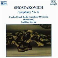 Shostakovich: Symphony No. 10, New Music
