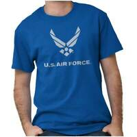 USAF American Official Air Force Logo Gift Short Sleeve T-Shirt Tees Tshirts