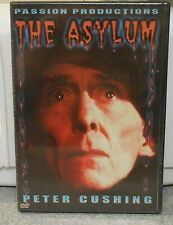 THE ASYLUM (DVD 2002) VERY RARE 1972 HORROR BRAND NEW