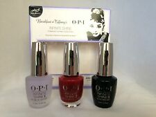 NEW OPI Breakfast at Tiffany's INFINITE SHINE 3pc Set Base, Polish, Top Coat $34