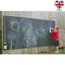 Removable For Home School Rooms Chalk Board Blackboard Vinyl Art Draw Stickers