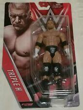 Triple H WWE Mattel Basic Series 59 Figure NIB