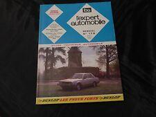 revue technique l'expert automobile-honda accord (modèles 1979)