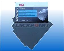 3m 09546 microfino Papel de lija P2000 Pintura gp1st =