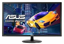 """Asus 90lm03m0-b01170 Vp28uqg 28"""" 4k Ultra HD Flat Black Computer Monitor"""