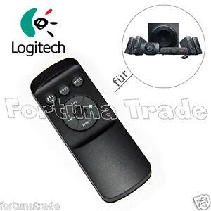 Original Logitech Fernbedienung   Spare Remote for Lautsprecher -Speacker Z906