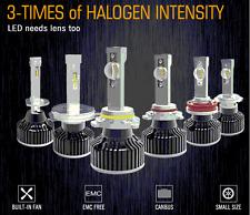 LED Headlamp globes 9005/9006 to suit 100 series LandCruiser - plug & play