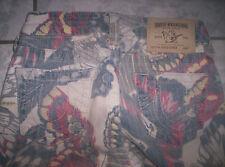 """""""TRUE RELIGION"""" Designer-Jeans mit """"Butterfly""""-Muster verstellb.Bund Gr. 122-134"""