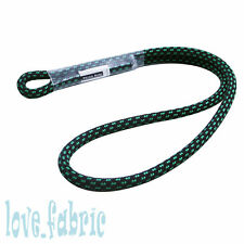 "SUMMER SALE 18"" 4500lb Prusik Cord Prusik Loop Sewn for Arborist Tree Climbing"
