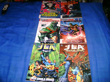 Black Canary, Martian Manhunter, & JLA tpb lot vol. 1-2 new52
