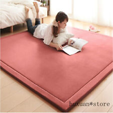 Massage Mattress Thick Fold Mattress Double Single Mattress Bamboo Fiber Linen