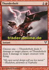 2x Thunderbolt (rayo) Avacyn restored Magic