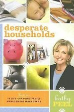 Desperate Households home meals finance schedule food family friends events goal