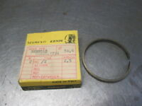 1966 Wards Riverside Benelli 125 Piston Rings NOS Segmenti Kenig