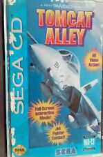 TomCat Alley Sega CD Video Game TruVideo Production All Action Video Jet Fighter