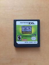 Guinness World Records The Video Game (Nintendo DS 2008)