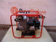 Multiquip Qp 202th 2 Trash Water Pump Honda Motor Works Fine
