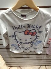 Hello Kitty long sleeved top 5-6 Years