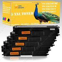 5x Toner kompatibel mit Brother TN326 HL L8250 CDN / HL L8350 CDW DS-Serie 002