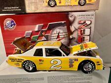 Dale Earnhardt Sr. 1980 #2 Mello Yello Pontiac Ventura Action 1/24 Diecast