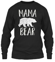 Fashionable Mama Bear - Gildan Long Sleeve Tee Gildan Long Sleeve Tee T-Shirt