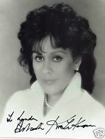 Dame Kiri Te Kanawa Opera Singer Hand Signed Photograph 10 x 8