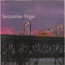SUZANNE VEGA - LITTLE BIG WOMAN - LIVE 1987 CD