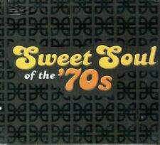 Sweet Soul of the 70's 11 CD Box Set Time Life  New Sealed Free Shipping