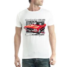 Dodge Challenger R/T Classic Car Men T-shirt XS-5XL