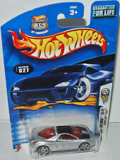 2003 First Editions-Cadillac Cien-silver - 1:64 Hot Wheels 15/42