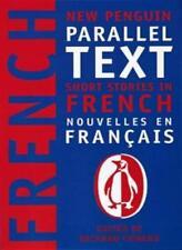 French short stories: Nouvelles Francaises (New Penguin Parallel Text Series):