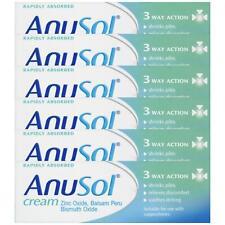 Anusol Cream Haemorrhoids Piles Treatment 3 x 23-Gram