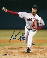 Pedro Martinez 8 x10 Autographed Signed Photo ( Red Sox HOF ) REPRINT