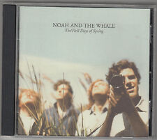 NOAH AND THE WHALE - the first day of spring CD