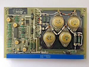 Amp Electronic Control Board from a CAE Lynx Helicopter Flight Simulator