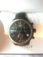 TISSOT T0954173605702  MEN'S QUICKSTER CHRONOGRAPH WATCH