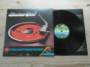 STATUS QUO-IF YOU CAN'T STAND THE HEAT...-SUPERB AUDIO-VERTIGO-EX VINYL LP 1978