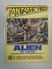 Fantastic Films #10 Alien production paintings (1979 Blake Publishing)