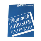 1973 Plymouth/Chrysler/Imperial body service manual, reprint.  for sale