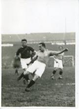 Paris, Stade Buffalo, France-Irlande Vintage silver Print Tirage argentique