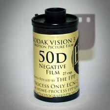 35mm Film - Kodak Vision 3 - 50D (for your 35mm still camera)