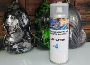 Hydro Dipping SPRAY CAN ACTIVATOR Hydro Graphic Water Transfer Printing