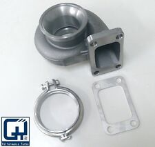 Turbine Housing For Mitsubishi TD06SL2 + Install Kit  With AR.73 / 10cm^2 / T3